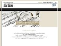 Musik Zacharias, Inh. Anina Zacharias