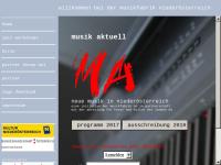 Musikfabrik Niederösterreich