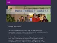 Musikschule Kaarst Mark Koll