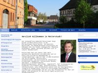 Gemeinde Mutterstadt in der Pfalz