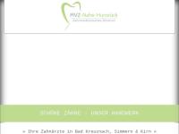 Zahnmedizinisches MVZ-Nahe-Hunsrück Dr. med. dent. Pape und Dr. med. dent. Scholtz Partnerschaftsgesellschaft