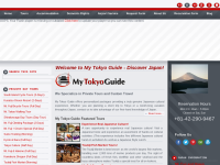 My Tokyo Guide
