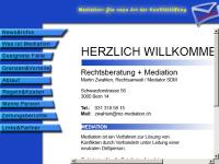 Mediation Rechtsberatung, Bern