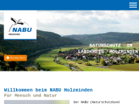 Naturschutzbund Deutschland (NABU), Kreisgruppe Holzminden e.V.