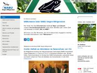 Naturschutzbund (NABU) Siegen-Wittgenstein