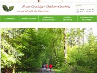 Natur-Coaching und Outdoor-Coaching