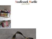 Needlework Marble