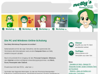 Netty's Internet Fitness-Corner