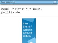 Neue Politik - Die Rückkehr der Dialektik