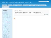 "Oldtimerclub ""Nicolaus August Otto"" e.V."