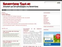 Niederrhein-Tipps