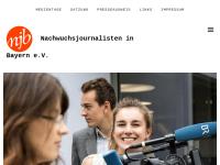 Nachwuchsjournalisten in Bayern e.V.