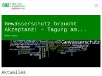 Natur- und Umweltschutz-Akademie NRW (NUA)