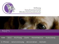 Stiftung Ostschweizerischer Blindenführhundeschule