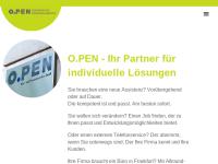 O.PEN Büro- und Personalservice GmbH