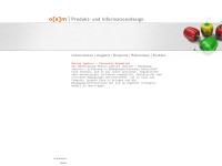 o-x-m Informationsdesign