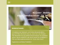 Ornithologische Arbeitsgemeinschaft Köln (OAG Köln)