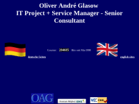 Oliver A. Glasow