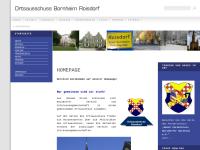 Ortsausschuss Bornheim - Roisdorf
