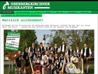 Oberbergkirchner Musikanten