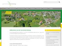 Gemeinde Oberbözberg, offizielle Seite