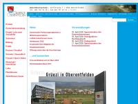 Gemeinde Oberentfelden, offizielle Seite