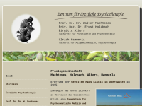 Zentrum für ärztliche Psychotherapie