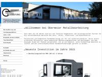 Obermeier Metallbearbeitung GmbH