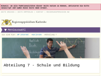 Oberschulamt Karlsruhe