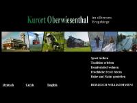 Fremdenverkehrs- und Heimatverein Kurort Oberwiesenthal e.V.