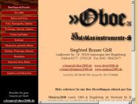 Oboe200 - Siegfried Brauer GbR