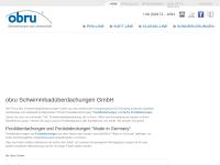 Obru Schwimmbadüberdachungen GmbH