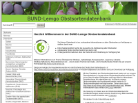 BUND-Lemgo Obstsortendatenbank