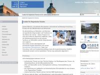 Institut für Organische Chemie