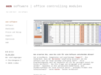 Heinz Reiter - Ocm Software