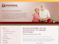 Odendahl-Bestattungen
