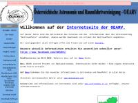 Österreichische Astronomie- und Raumfahrtvereinigung (ÖARV)