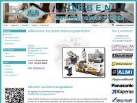 Oeben Werkzeugmaschinen, Inh. Ulrich Oeben