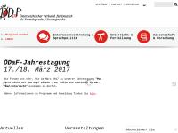 Österreichischer Verband für Deutsch als Fremdsprache/ Zweitsprache