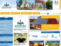 Stadt Oederan