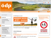 Ökologisch-Demokratische Partei (ödp) Rheinland-Pfalz