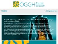 Österreichische Gesellschaft für Gastroenterologie und Hepatologie (OEGGH)