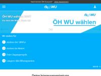 Hochschülerschaft an der WU Wien