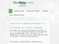 Arbeitskreis Ökobau-Ruhrgebiet e.V.