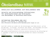 Öko-Landbau in NRW