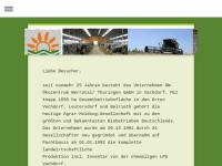 Ökozentrum Werratal/Thüringen GmbH, Vachdorf
