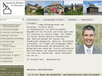 Oestrich-Winkel im Rheingau