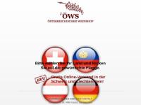ÖWS - Österreichischer WeinShop Anstalt