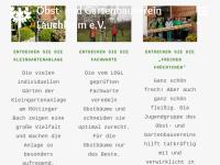 Obst- und Gartenbauverein Lauchheim e.V.