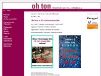 oh ton – Förderung aktueller Musik e.V.